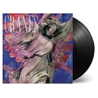 Cranes WINGS OF JOY Vinyl Record
