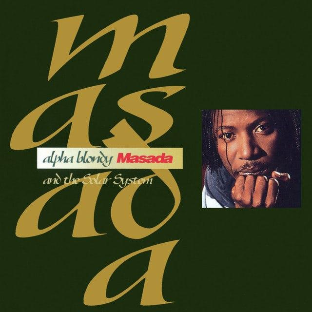 Alpha Blondy MASADA Vinyl Record