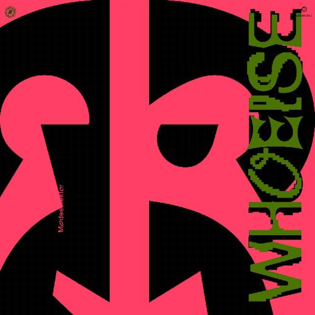 Modeselektor WHO ELSE Vinyl Record