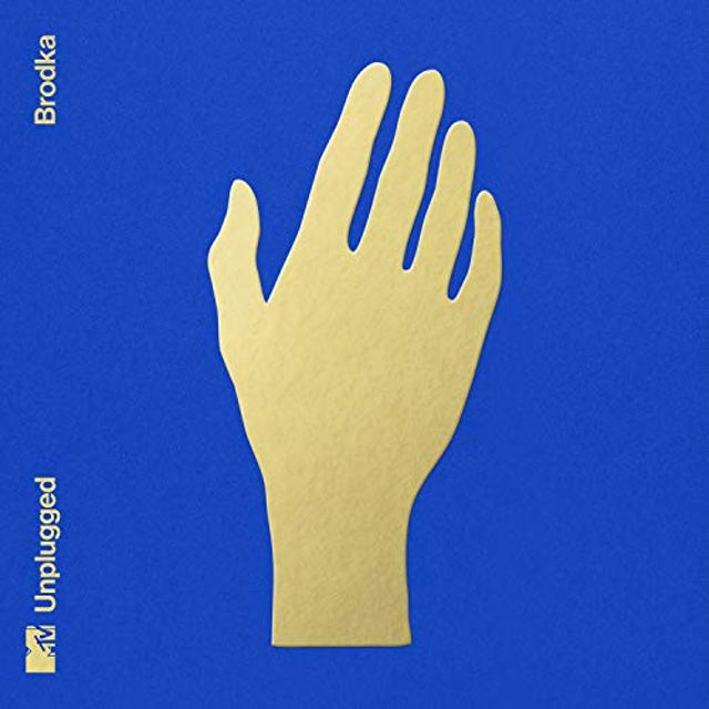 Brodka MTV UNPLUGGED CD