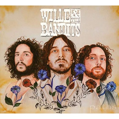 Wille & The Bandits PATHS CD