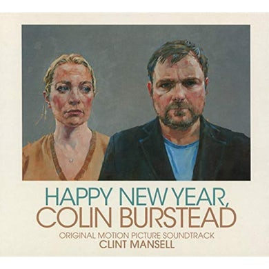Clint Mansell HAPPY NEW YEAR COLIN BURSTEAD / Original Soundtrack CD