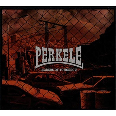 Perkele LEADERS OF TOMORROW CD