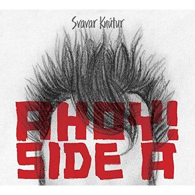 Svavar Knutur AHOY! SIDE A CD