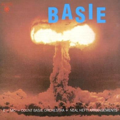 ATOMIC MR BASIE Vinyl Record - Colored Vinyl, 180 Gram Pressing, Orange Vinyl, Spain Release