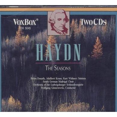 Haydn SEASONS CD
