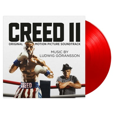 Ludwig Goransson CREED II Vinyl Record