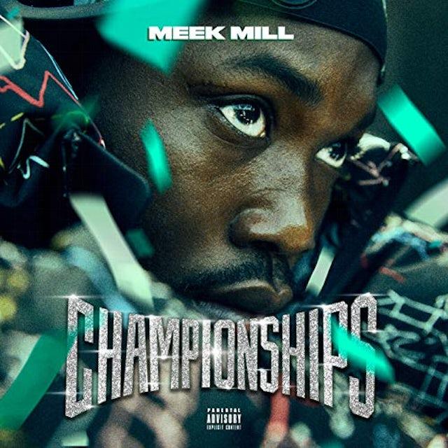 Meek Mill CHAMPIONSHIPS CD