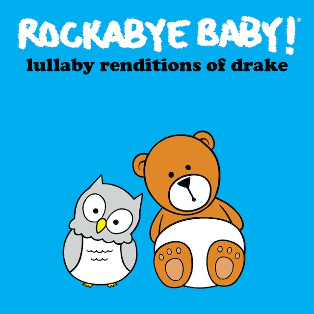 Rockabye Baby LULLABY RENDITIONS OF DRAKE CD