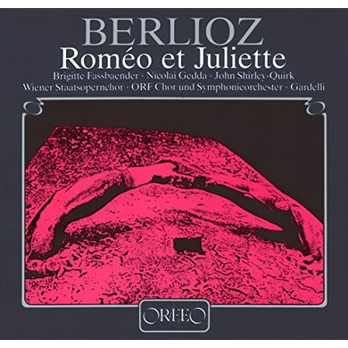 Fassbaender / Gedda / Orf-Choir ROMEO ET JULIETT Vinyl Record