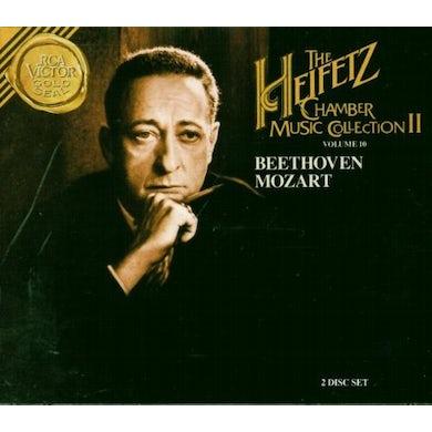 Jascha Heifetz COLLECTION VOL 10 CD