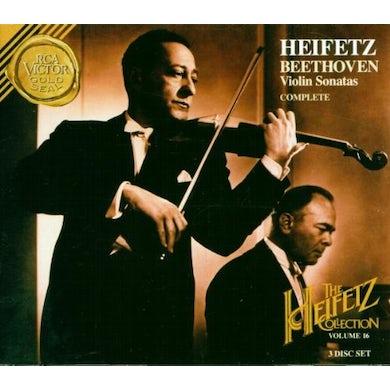 Jascha Heifetz HEIFETZ COLLECTION VOL 16 CD