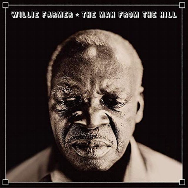 Willie Farmer MAN FROM THE HILL Vinyl Record