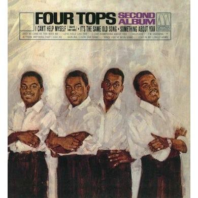 Four Tops SECOND ALBUM CD