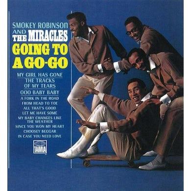 Smokey Robinson GOING TO A-GO-GO CD