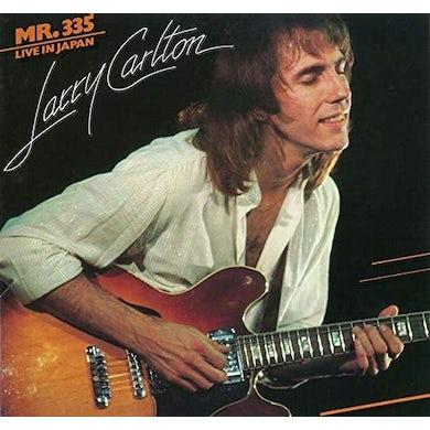 Larry Carlton MR 335 LIVE IN JAPAN Vinyl Record