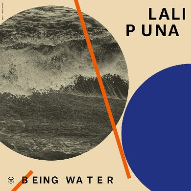 Lali Puna BEING WATER Vinyl Record
