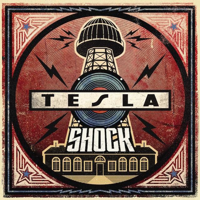 Tesla SHOCK CD