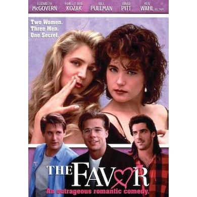 FAVOR (1994) DVD