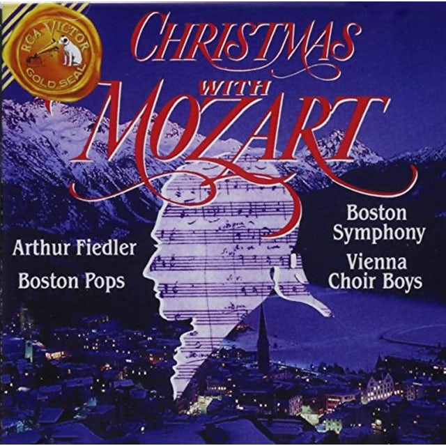CHRISTMAS WITH MOZART CD