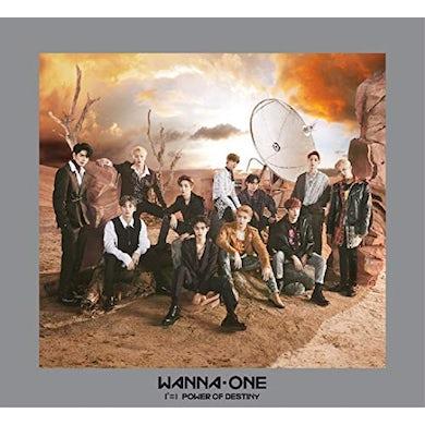 Wanna One 1-11=1(POWER OF DESTINY) (ADVENTURE VERSION) CD