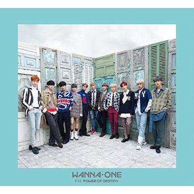 Wanna One 1-11=1(POWER OF DESTINY) (ROMANCE VERSION) CD