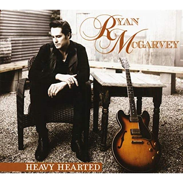 Ryan McGarvey HEAVY HEARTED CD