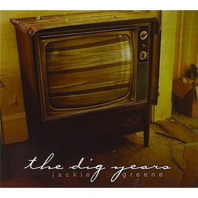 Jackie Greene THE DIG YEARS CD