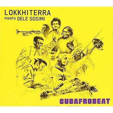 Lokkhi Terra CUBAFROBEAT CD