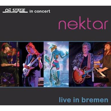 Nektar LIVE IN BREMEN Vinyl Record
