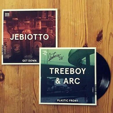 Treeboy & Arc / Jebiotto PLASTIC FRONT / CALL & RESPONSE Vinyl Record