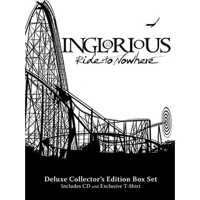 Inglorious RIDE TO NOWHERE CD