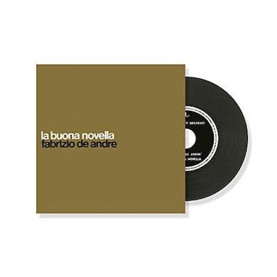 Fabrizio De Andre LA BUONA NOVELLA CD