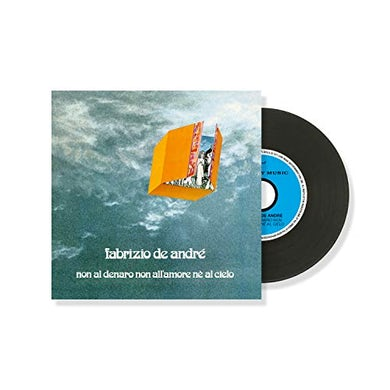 Fabrizio De Andre NON AL DENARO NON ALL'AMORE NE AL CIELO CD
