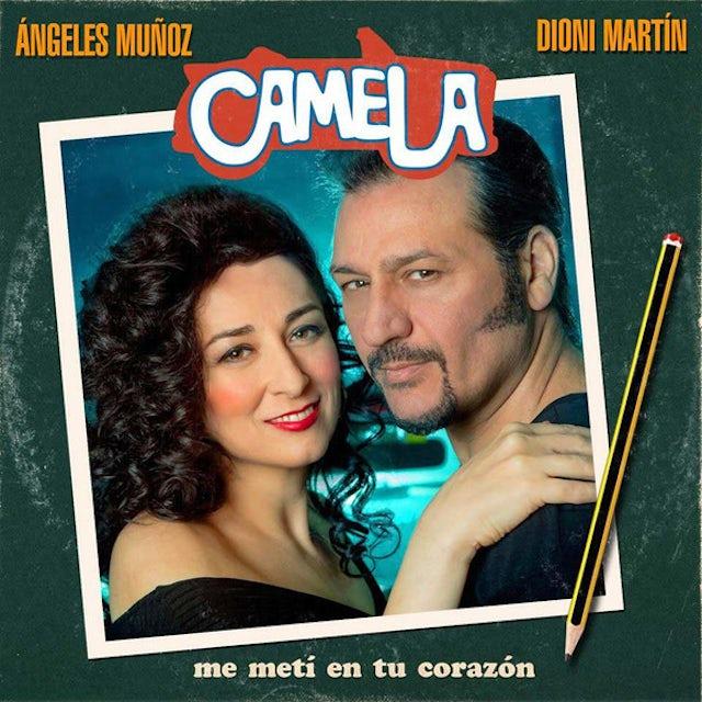 Camela ME METI EN TU CORAZON CD