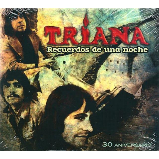 Triana RECUERDOS DE UNA NOCHE 30 ANIVERSARIO CD
