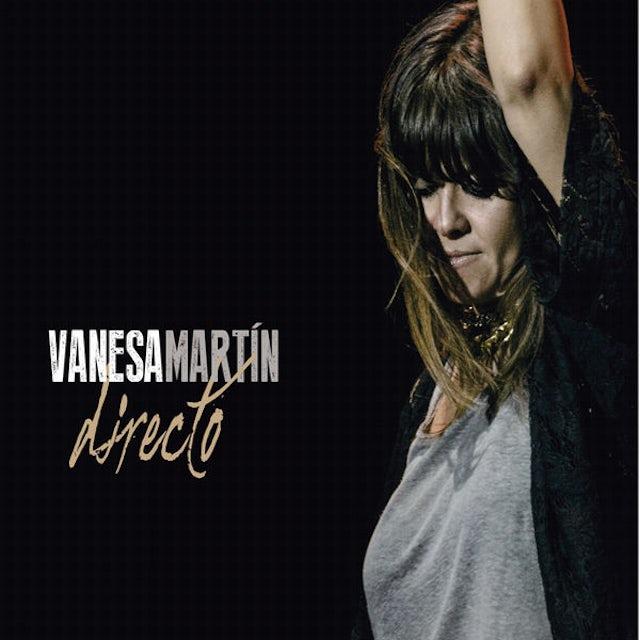 Vanesa Martin DIRECTO CD