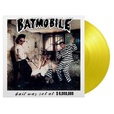 Batmobile BAIL WAS SET AT $6,000,000 Vinyl Record