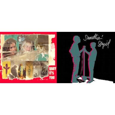 Valerie Carter BABY IT'S YOU (REMIX) / SOMETHIN' STUPID Vinyl Record