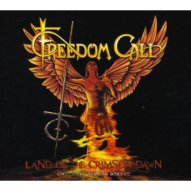 Freedom Call LAND OF THE CRIMSON DAWN CD