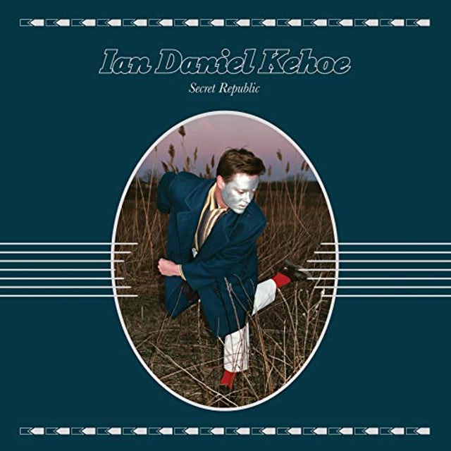 Ian Daniel Kehoe SECRET REPUBLIC Vinyl Record