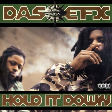 HOLD IT DOWN (180G/GREEN MARBLED MIXED VINYL) Vinyl Record