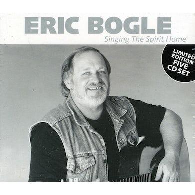 Eric Bogle SINGING THE SPIRIT HOME CD