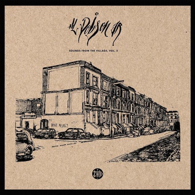 Al Jr Dobson SOUNDS FROM THE VILLAGE VOL. 2 Vinyl Record