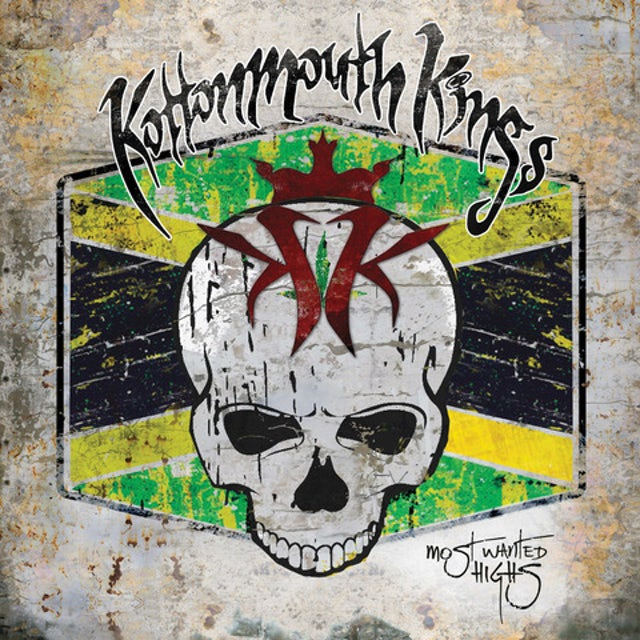 Kottonmouth Kings MOST WANTED HIGHS Vinyl Record