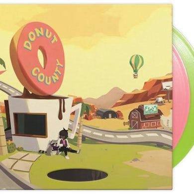 Daniel Koestner DONUT COUNTY / Original Soundtrack Vinyl Record