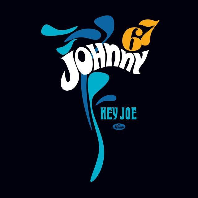 Johnny Hallyday HEY JOE Vinyl Record