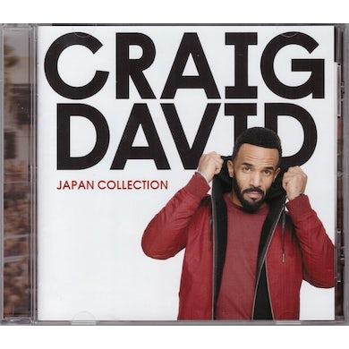 Craig David JAPAN COLLECTION CD