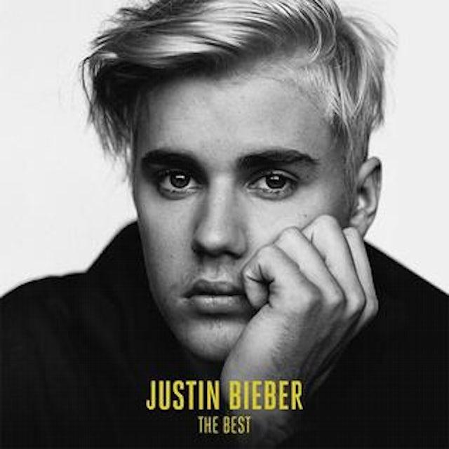 Justin Bieber BEST CD