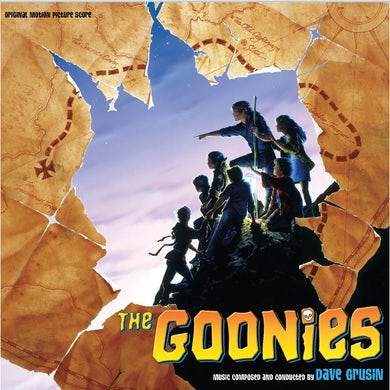 Dave Grusin GOONIES Vinyl Record